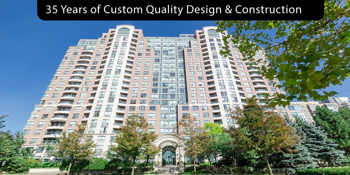 35 Years of Custom Quality Design & Construction